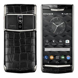 Vertu Signature Touch Jet Alligator Black