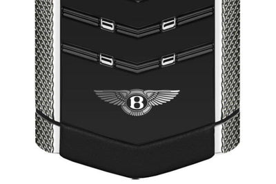 Vertu Signature For Bentley Keypad Luxury Mobile