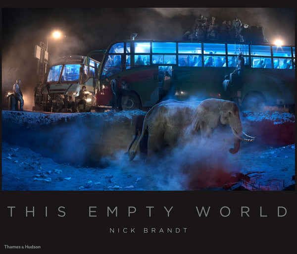 This Empty World, signed and dedicated copy by Nick Brandt