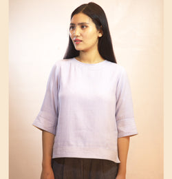 HANDLOOM TOP EASY FIT