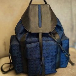 Trendy multi pockets Backpack