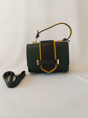 Green/Yellow handbag