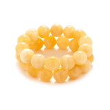 Amber Yellow Bracelet Stack