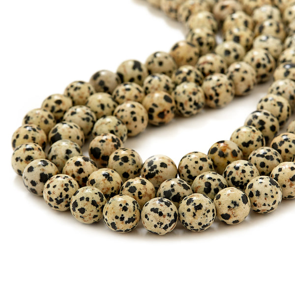 Chunky Animal Print Jasper Necklace