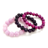 Purple Princess Bracelet Stack