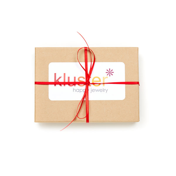 Kluster Necklace Gift Box