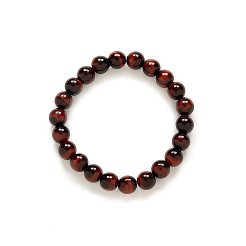 Petite Chestnut Bracelet in Tiger's Eye