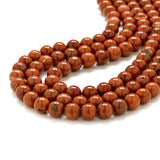 Luxe Burnt Terracotta Necklace