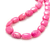 Hot Pink Chunky Necklace