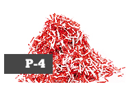 P-4-Shred-Size-Button