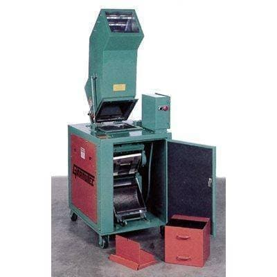 Image of Granutec TFG 810 Press SIde Granulator Granutec