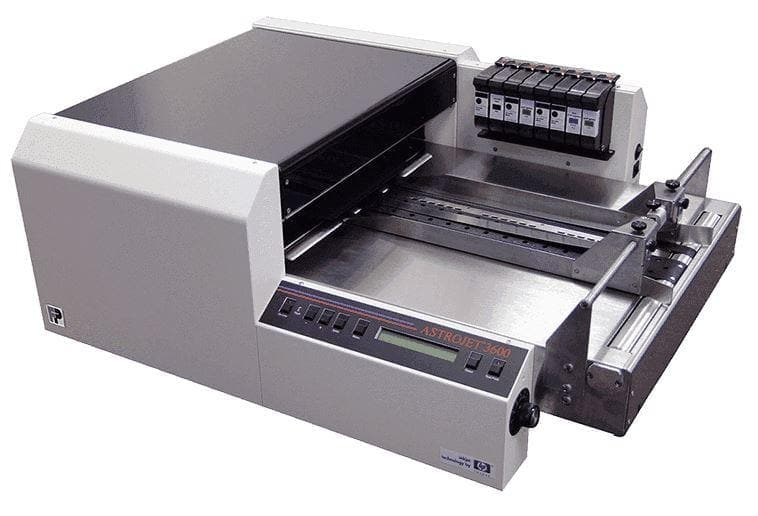 FP AJ-3600 Address Printer
