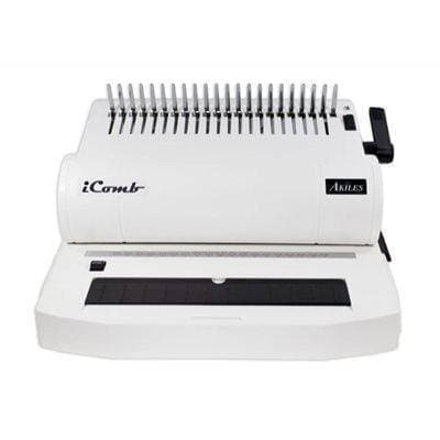 Akiles iComb Electric Comb Binding System (Discontinued) Binding/Punching Systems Akiles