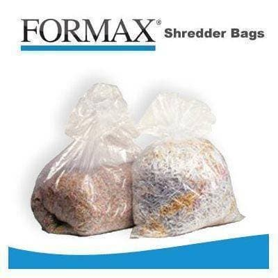Formax Shredder Bags for Formax Model FD8300/FD8302