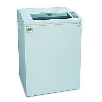 Formax FD 8402 Strip Cut Paper Shredder Shredders Formax