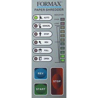 Formax FD 8602 Strip Cut Paper Shredder