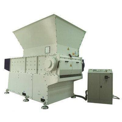 Single Shaft Shredder by Whitaker Brothers TRM24x24