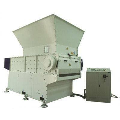 Single Shaft Shredder by Whitaker Brothers TRM 48x48