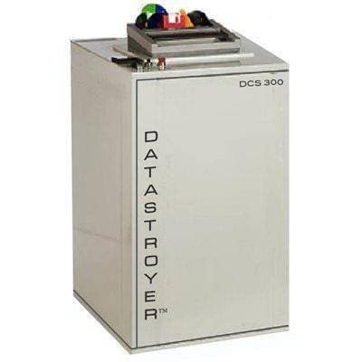 Datastroyer® DCS 300 Office Disintegrator Disintegrators Whitaker Brothers