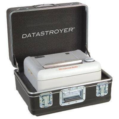 Datastroyer DS-3 High Security Deployment Paper Shredder Shredders Whitaker Brothers