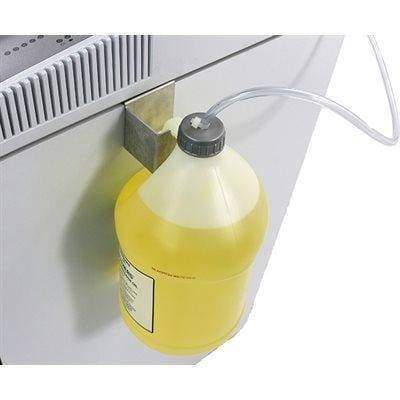 Gallon Kit for Auto Oilers + 4 Gallons of Oil (Hanging Style Bracket)
