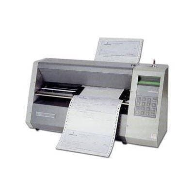 Hedman EDP-Plus Continuous Form Document Imprinter (Discontinued) Imprinters/Check Signers Hedman