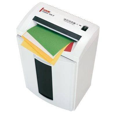 HSM Classic 105.3 Strip Cut Shredder (Discontinued)