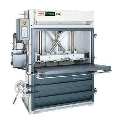 Image of HSM V-Press 820 Plus