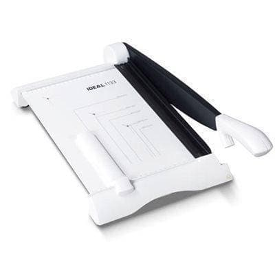 Ideal Kutrimmer 1133 Paper Trimmer White Edition (DISCONTINUED) Trimmers MBM Ideal