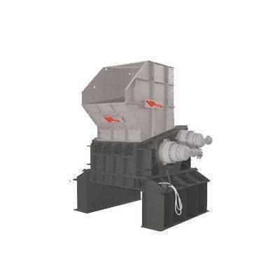 "Cumberland 78"" x 43"" Double Shaft Shredder (150 HP Hydraulic) (Discontinued) Shaft Shredders Cumberland"