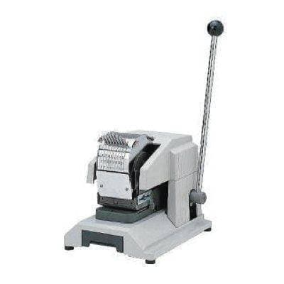 Widmer P-408 Series Perforator (DISCONTINUED) Perforators Widmer