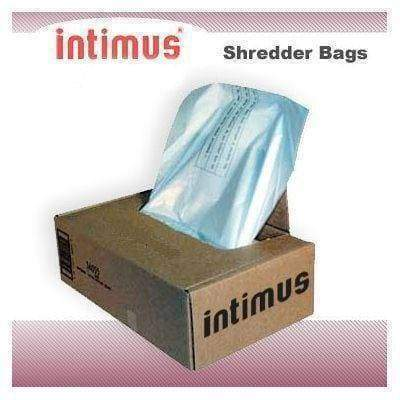 Intimus PB8 Shredder Bags Supplies Intimus