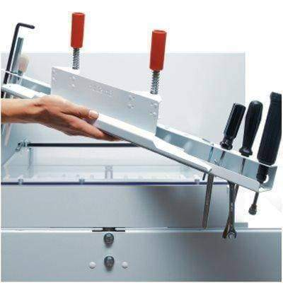 Image of Triumph 4850 Automatic Paper Cutter Cutters MBM Ideal