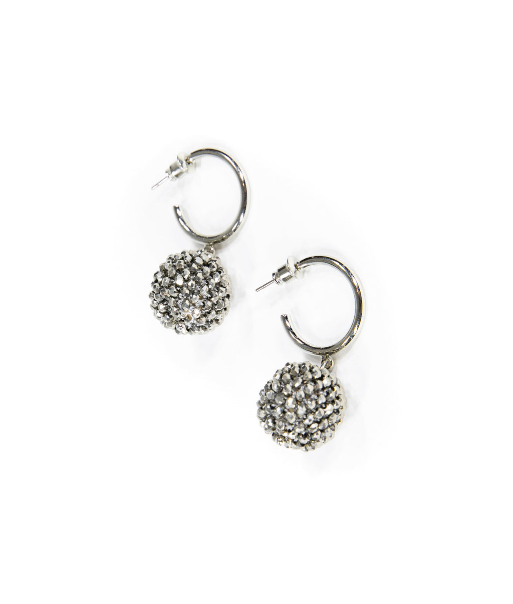 EARRINGS - Adagio Pewter