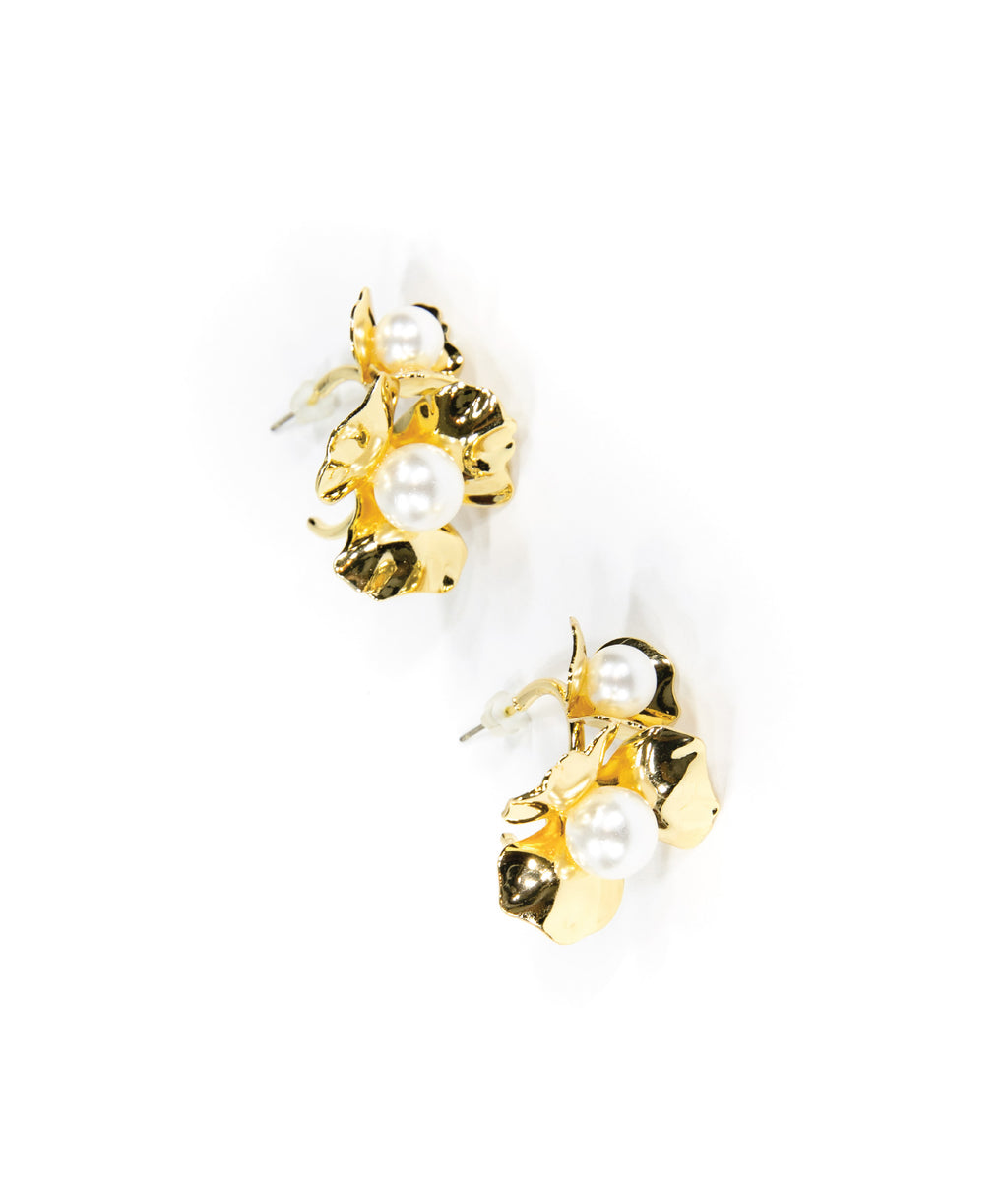 EARRINGS - Exotic Pearl