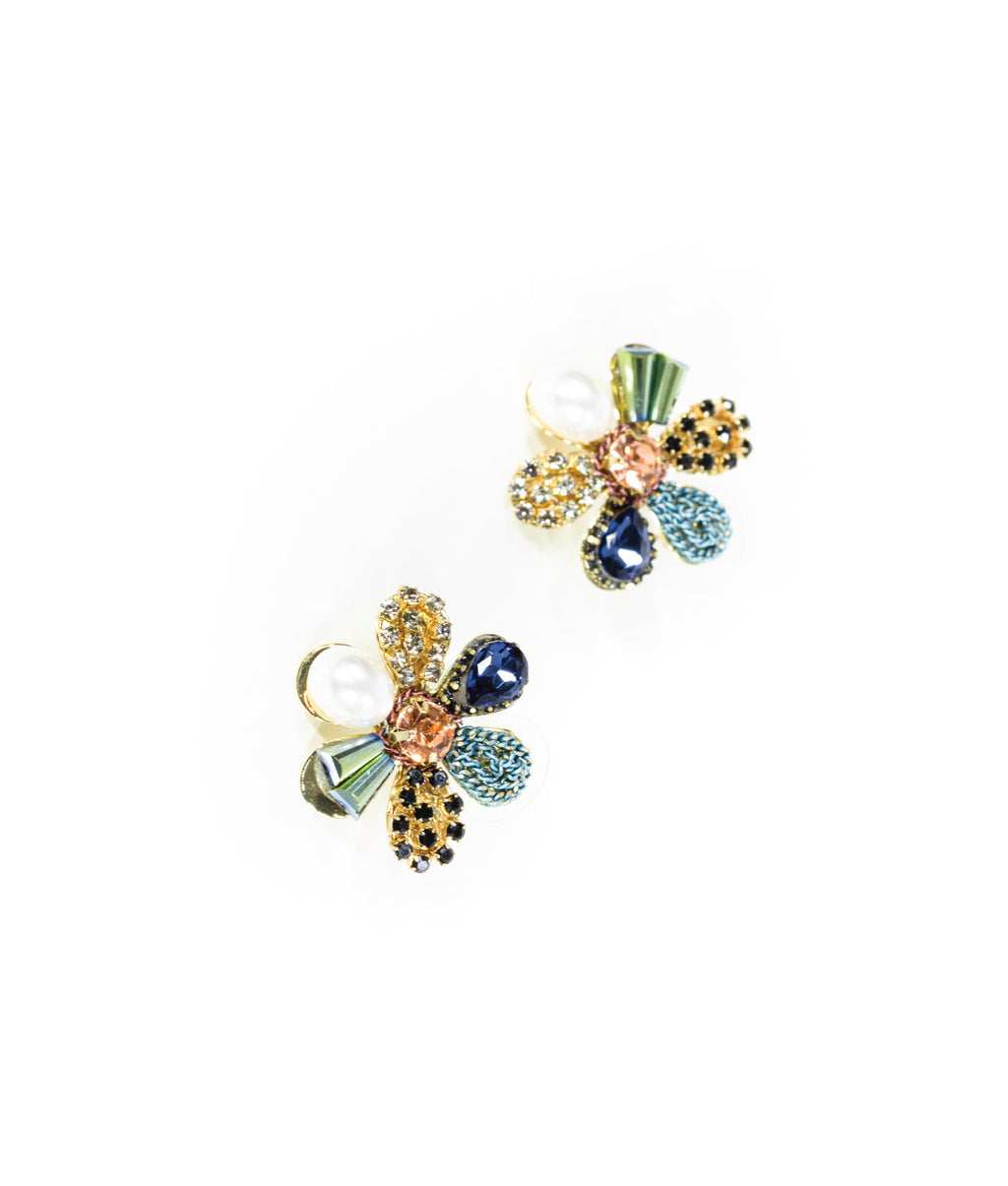 EARRINGS - Glamour Daisy