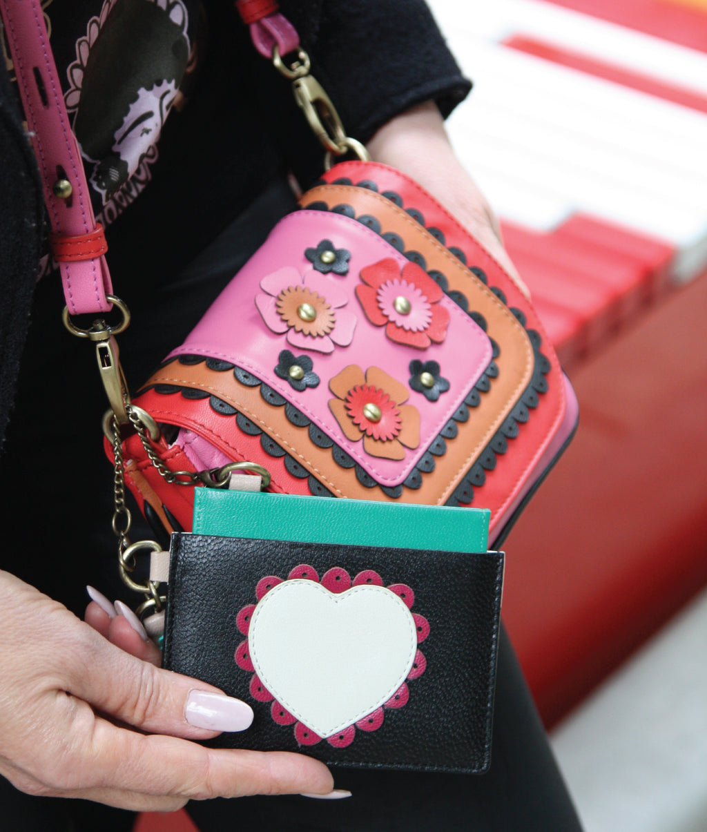 MITZI Card Holder - Punch Drunk Love