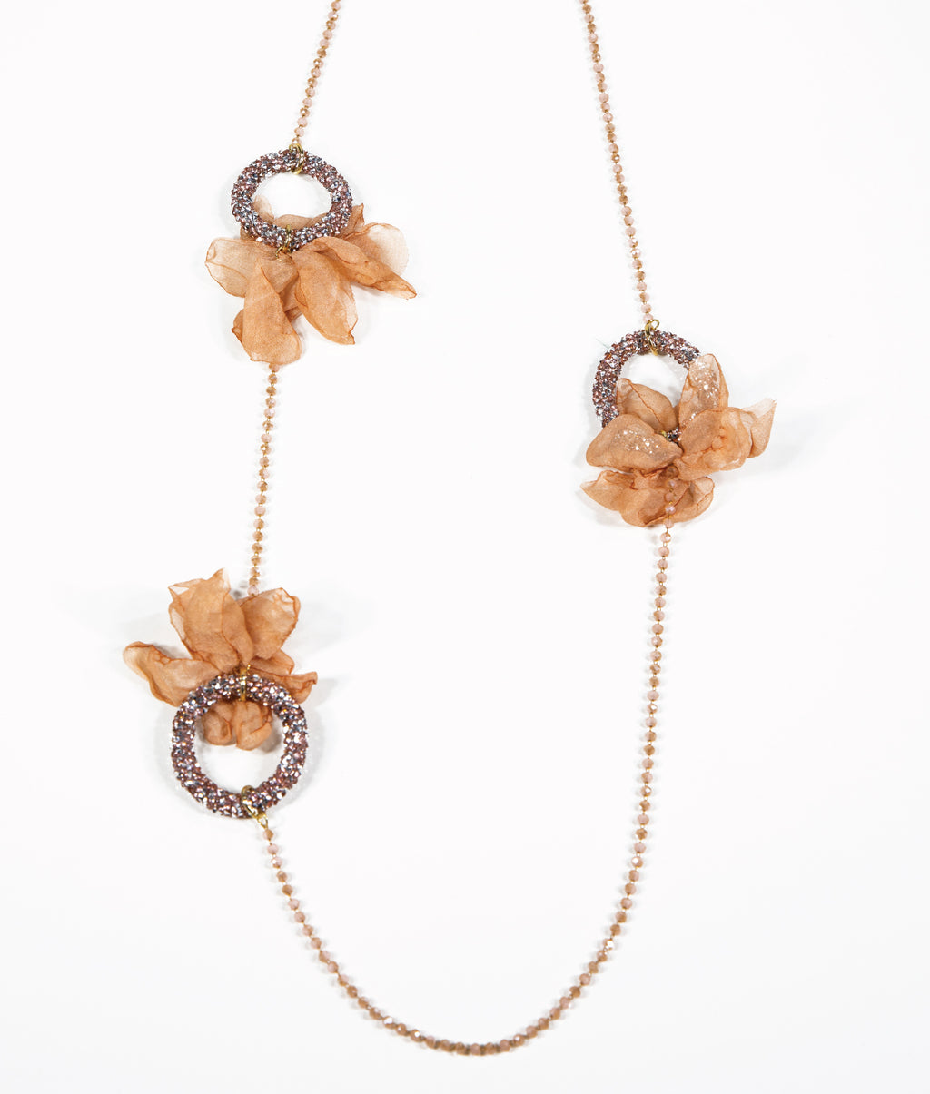 NECKLACE - Glamour Rose
