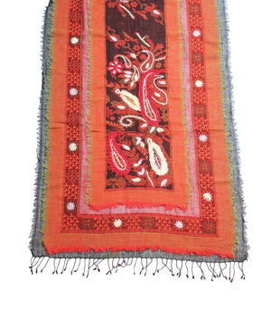 EMBROIDERED SCARF - Arabian Nights