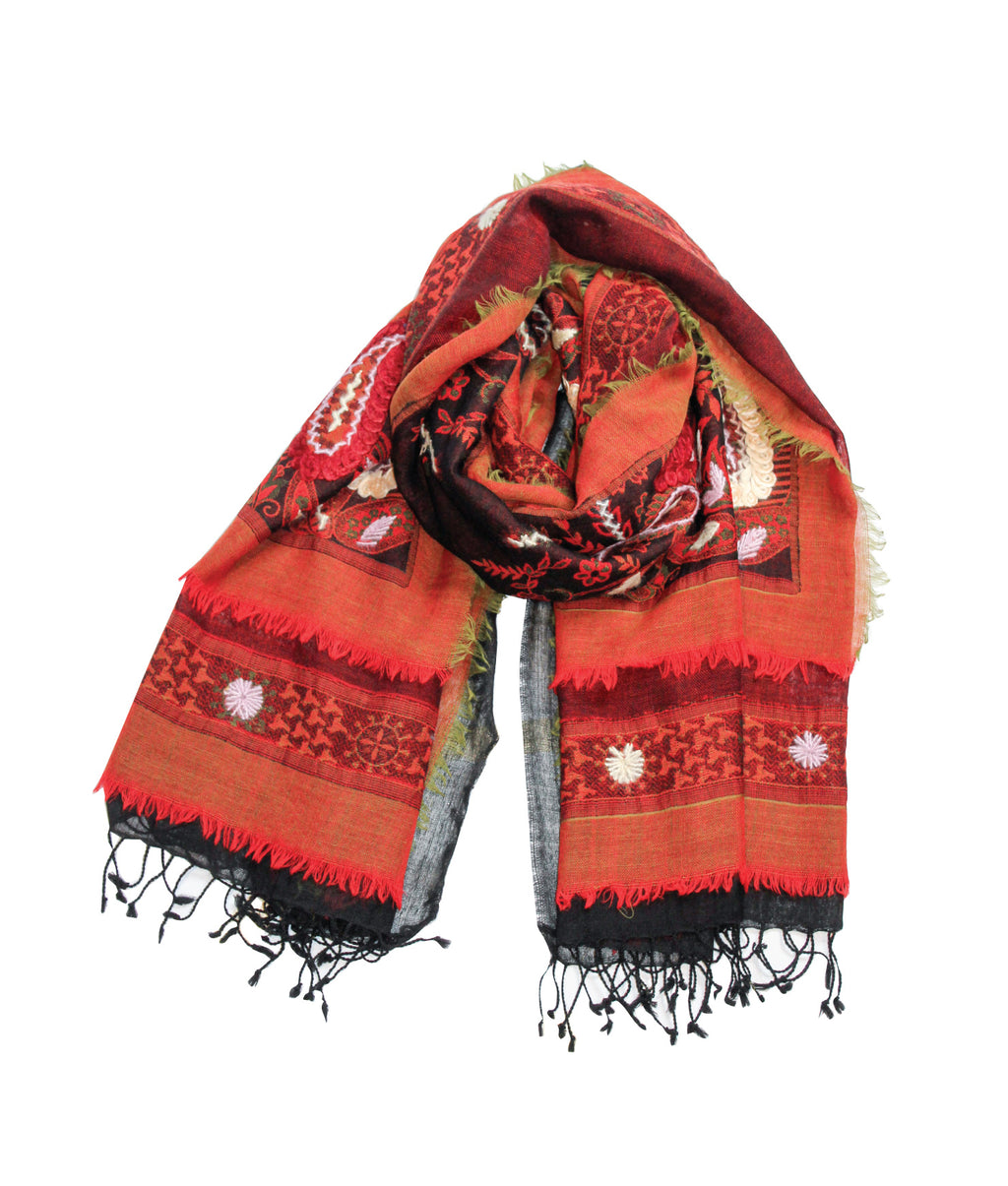 WOOL Scarf - Arabian Nights