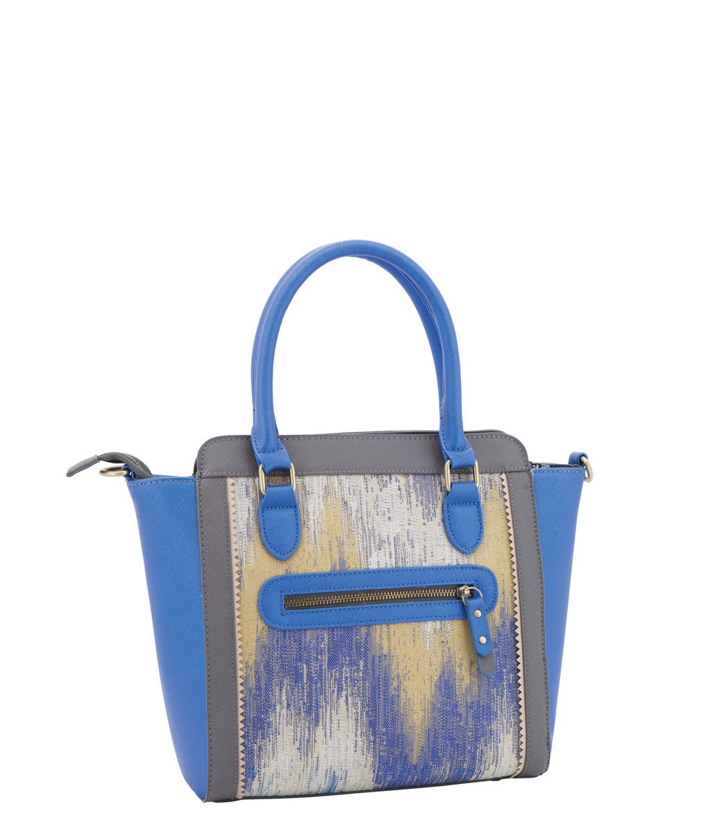 CASSIE Shopper Tote - Watercolour