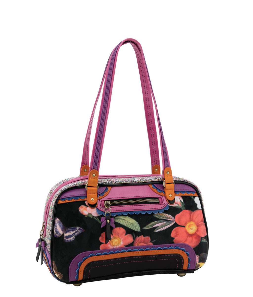 GEORGINA Shoulder Bag - Fiesta