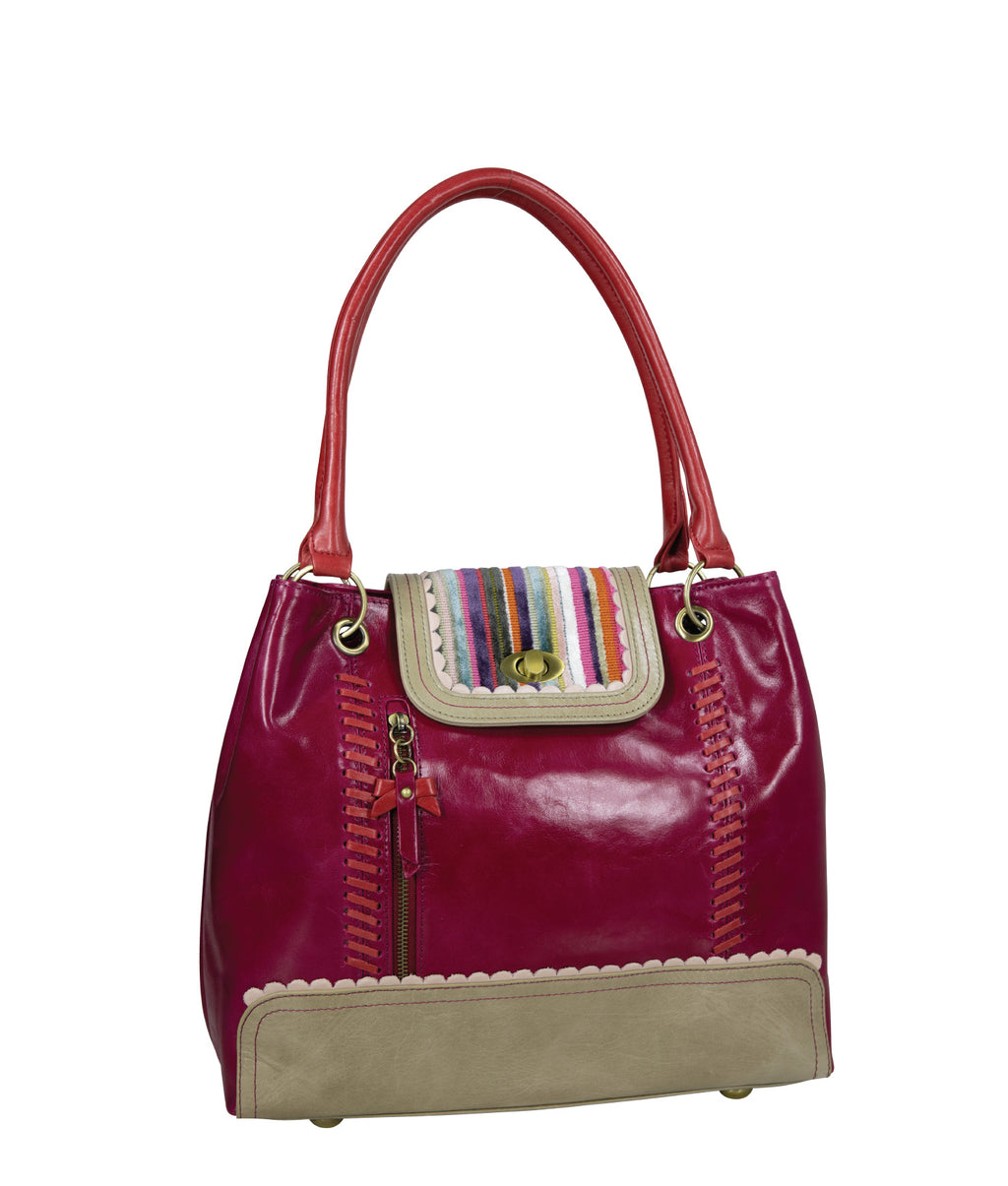 MONTANA Shoulder Tote - Gypsy