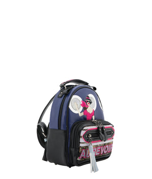 PIPPA MINI Backpack - Queen of Hearts