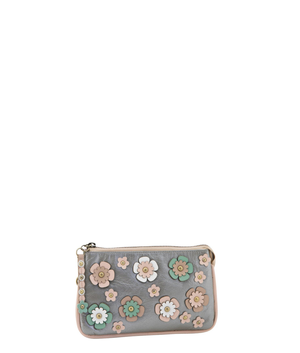 POPPY Clutch - Ballet Slipper