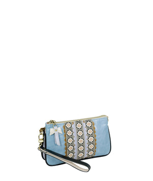 POPPY Crossbody Clutch - Moonlight