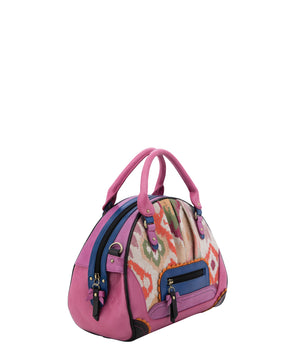 RILEY MINI Bowler Bag - Fiesta
