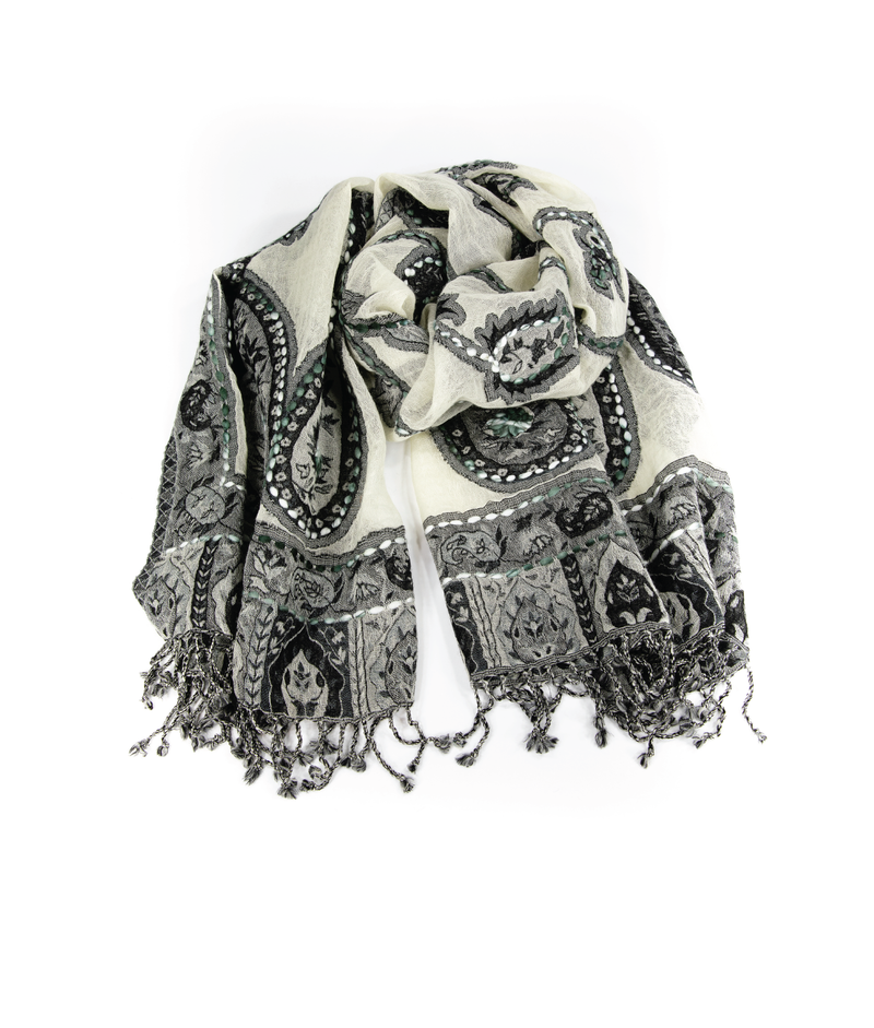 WOOL Scarf - Derby