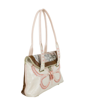 UNA Shoulder Bag - Tea Party
