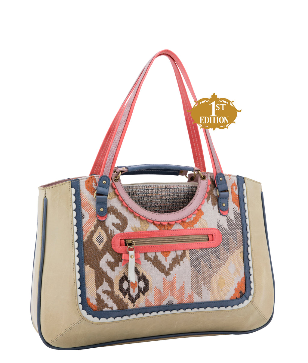 VALERIE Work Tote - Fly Me Away - 1st Edition